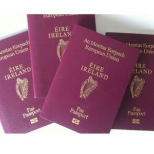 BUY IRISH PASSPORT