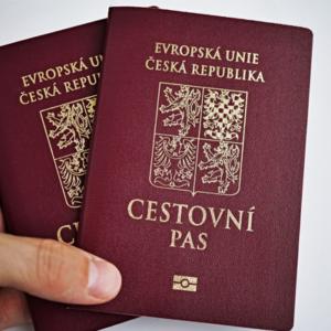 CZECH PASSPORT ONLINE