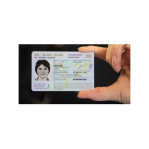 IRISH PASSPORT CARD