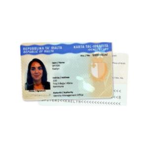 MALTESE ID CARD