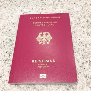 GERMAN PASSPORT ONLINE