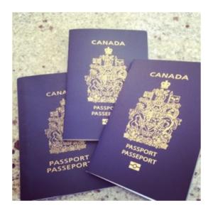 CANADIAN PASSPORT ONLINE