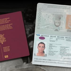 BELGIAN PASSPORT ONLINE