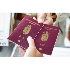 DANISH PASSPORT ONLINE