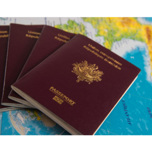 FRENCH PASSPORT ONLINE