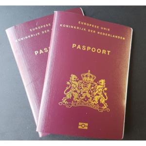 DUTCH PASSPORT ONLINE